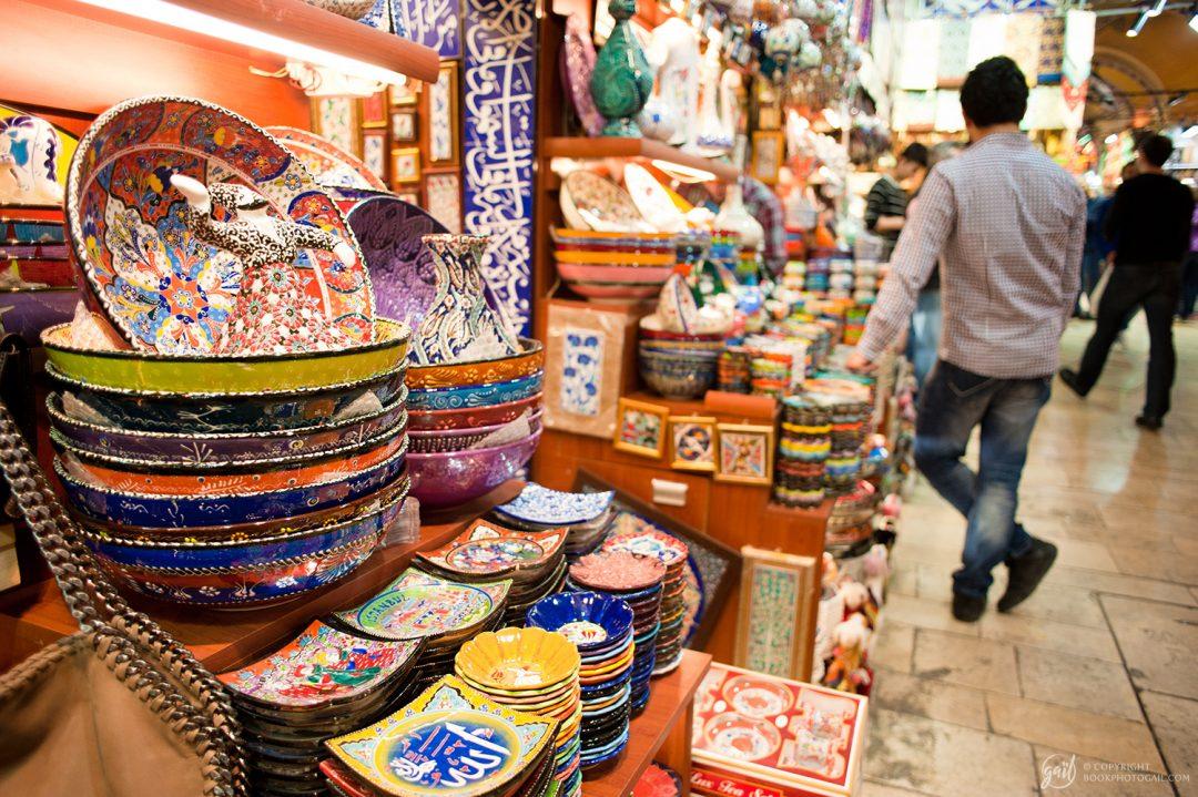 Kapalıçarşı, le grand bazar d'Istanbul