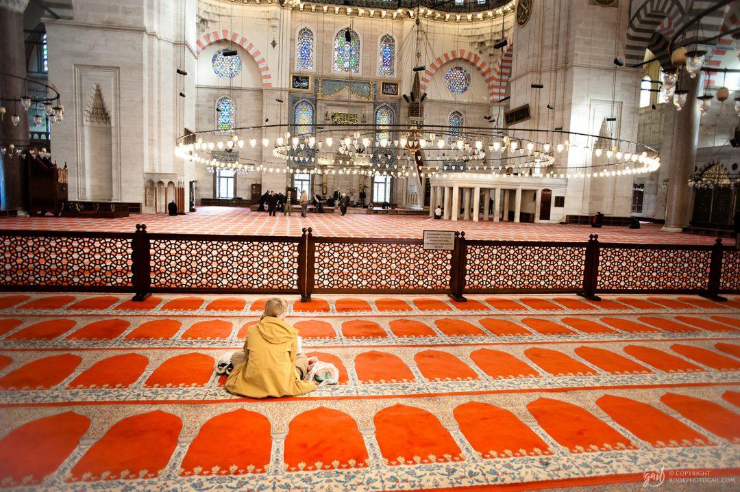 Mosquée Süleymaniye Camii