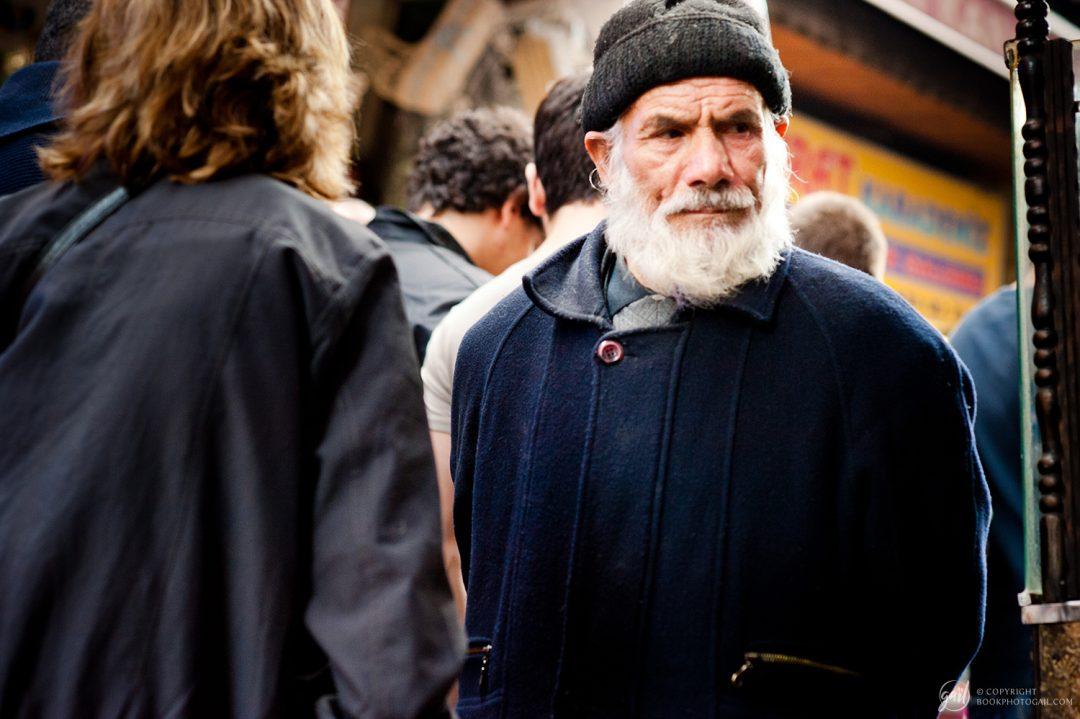 Scène de rue à Istanbul