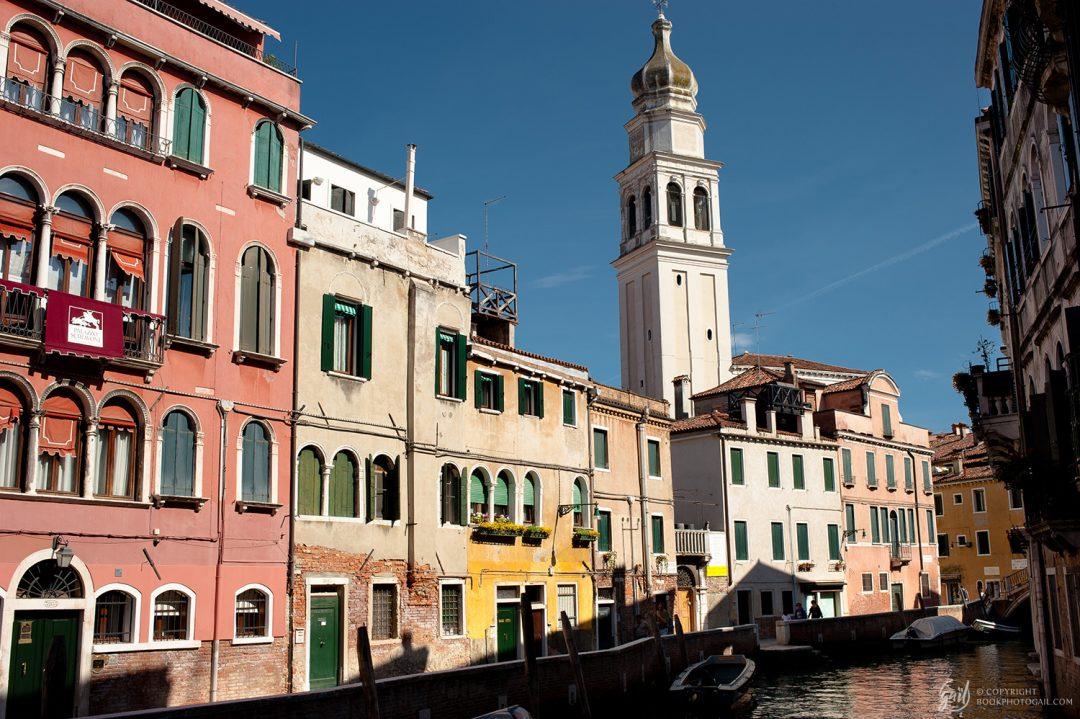 Façades de Venise
