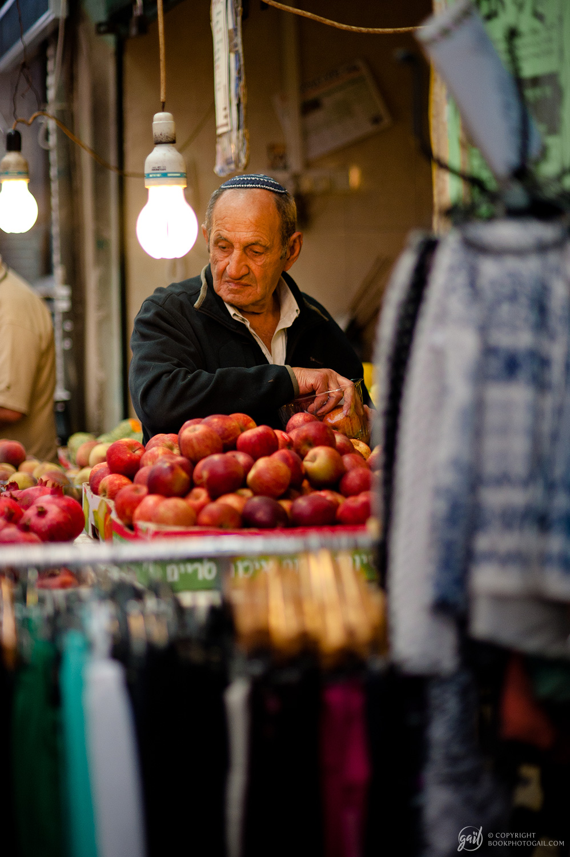 Marché Mahane Yehuda de Jérusalem
