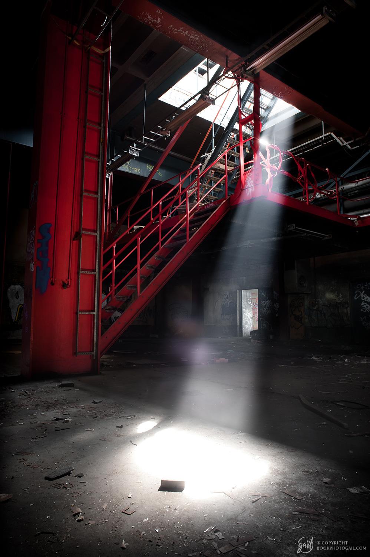 La brasserie abandonée de Bärenquell, Berlin