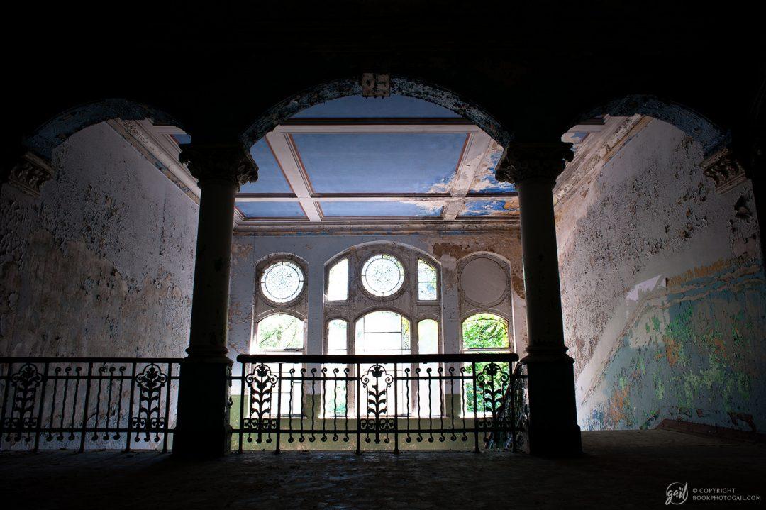 Le sanatorium abandonné de Beelitz, Berlin