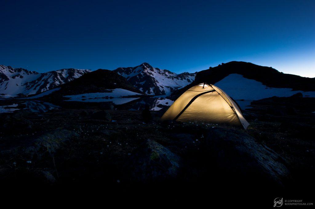 Randonnée dans le Massif du Thabor