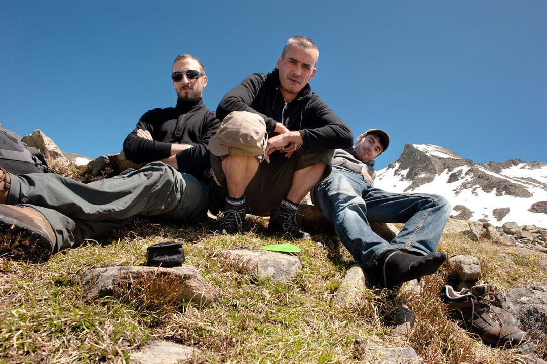 Randonnée dans le Massif du Thabor - Haute vallée de Valmeinier