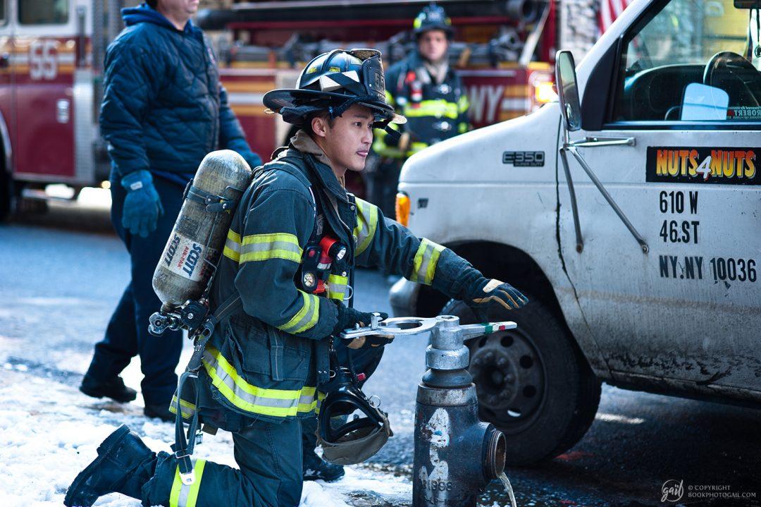 Pompier new yorkais