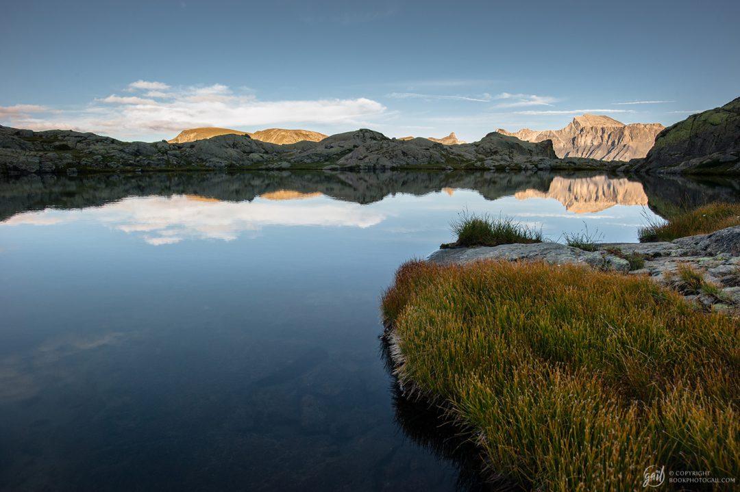 Lacs de Morgon, Mercantour