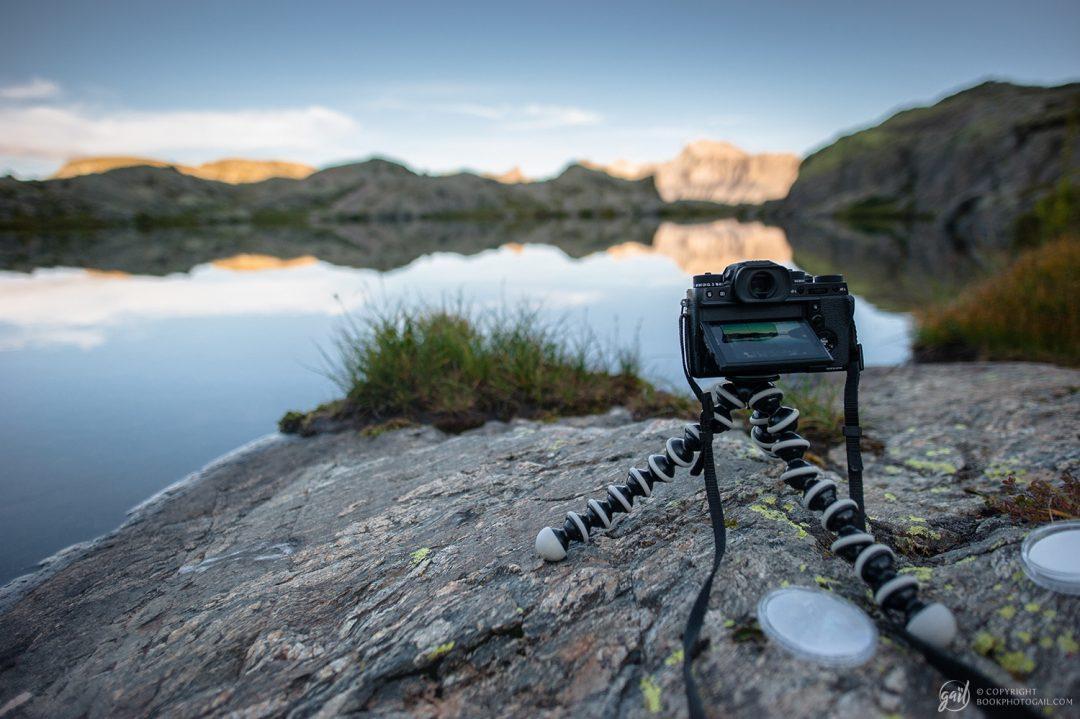Petite séance photo nature matinale au bord des Lacs de Morgon