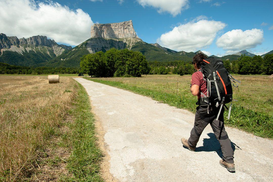 Randonnée au Mont Aiguille