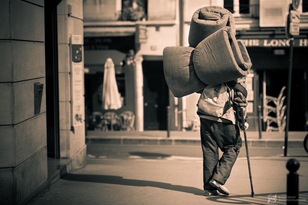 Photographie de rue à Paris