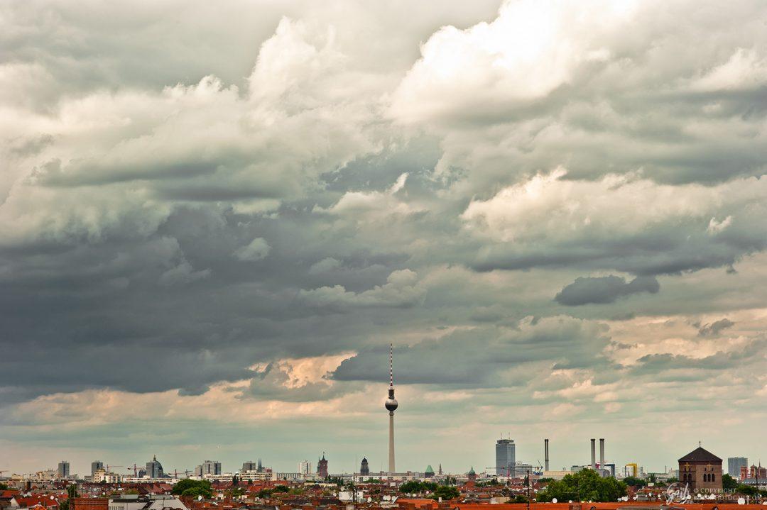 Panorama sur Berlin