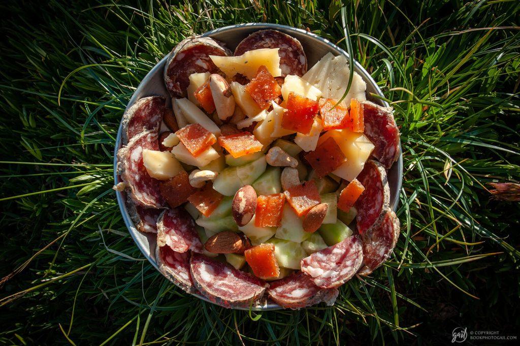 Gastronomie de bivouac